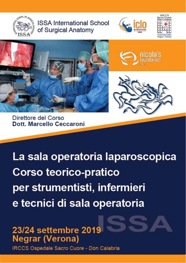 La Sala Operatoria Laparoscopica: Corso Teorico-Pratico per Strumentisti, Infermieri e Tecnici di Sala Operatoria